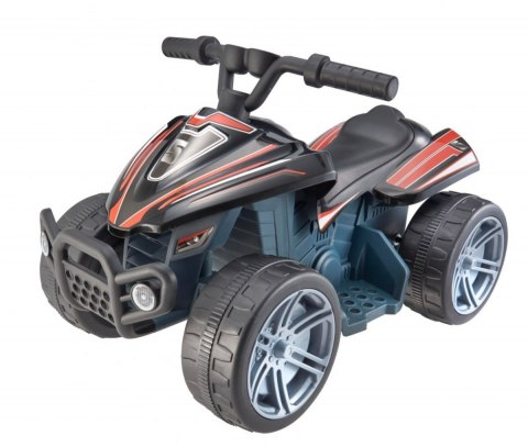 Pojazd Quad Little Monster Czarny